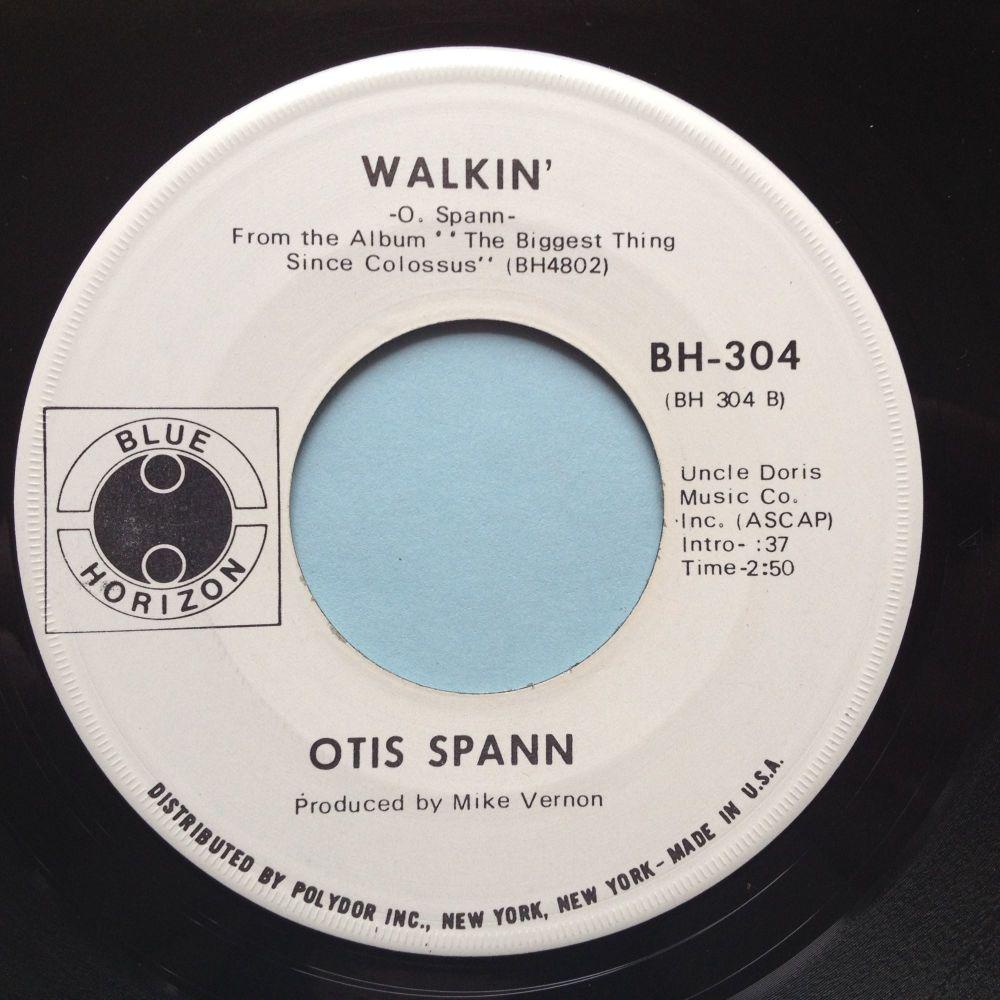 Otis Spann - Walkin' - Blue Horizon - Ex