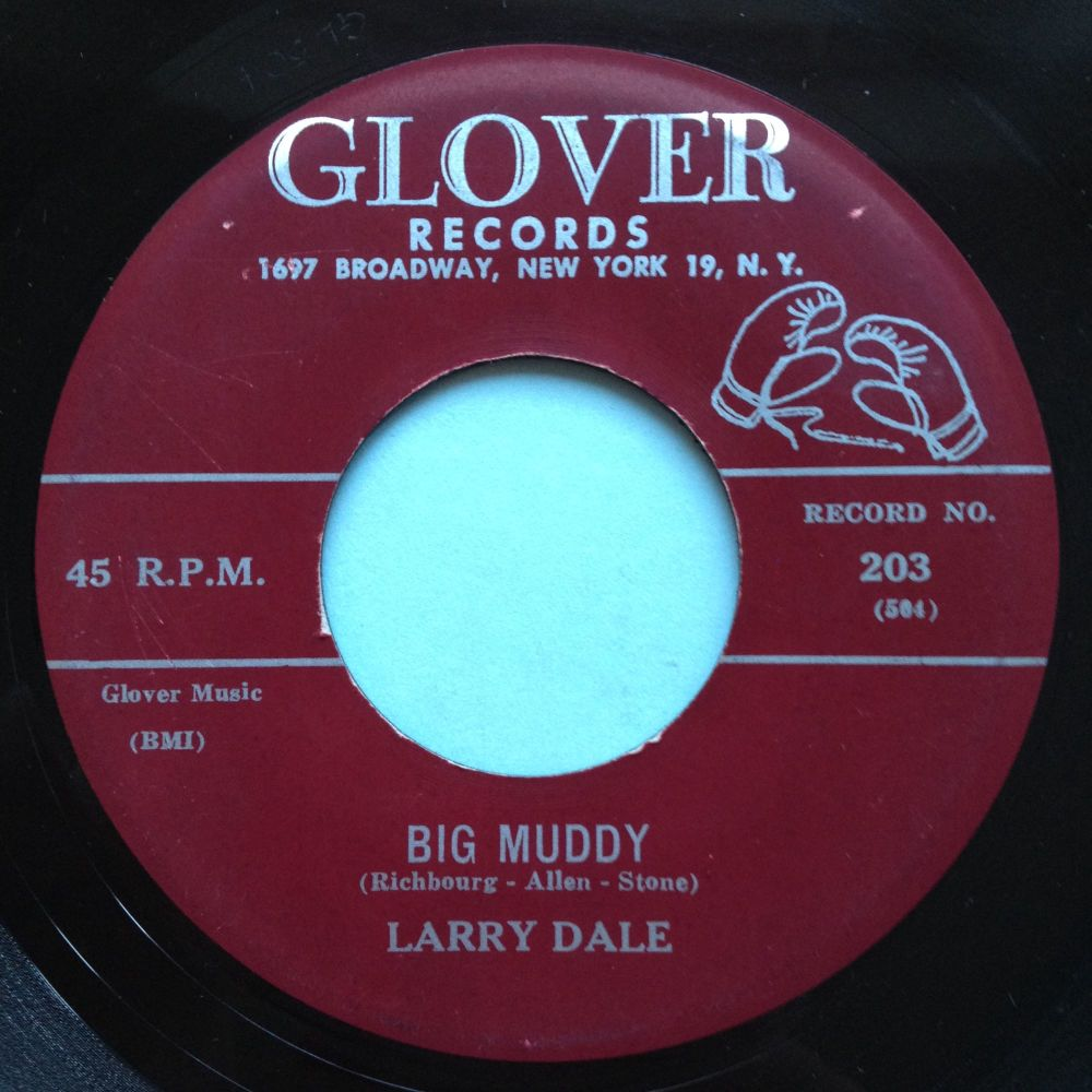 Larry Dale - Big Muddy - Glover - Ex-