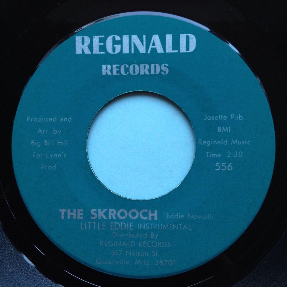 Little Eddie - The Skrooch - Reginald - Ex