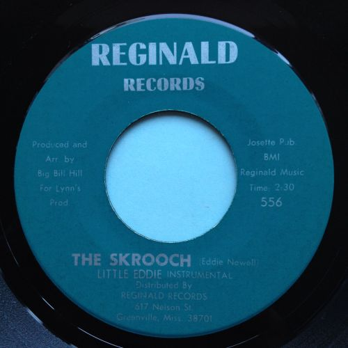 Little Eddie - The Skrooch - Reginald - Ex