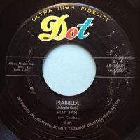 Roy Tan - Isabella - Dot - VG+