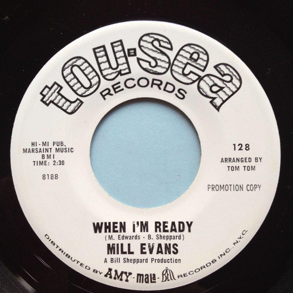 Mill Evans - When I'm ready - Tou-Sea promo - Ex