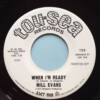 Mill Evans - When I'm ready - Tou-Sea promo - Ex