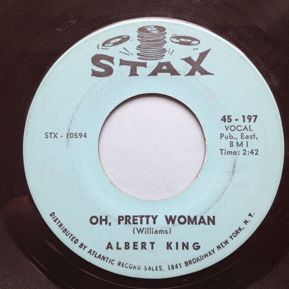 Albert King - Oh pretty woman / Funk-Shun - Stax - Ex-