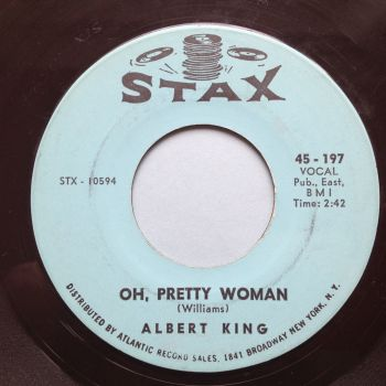 Albert King - Oh pretty woman / Funk-Shun - Stax - Ex-