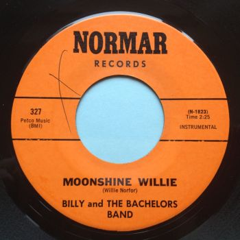 Billy and the Bachelors Band - Moonshine Willie - Normar - Ex
