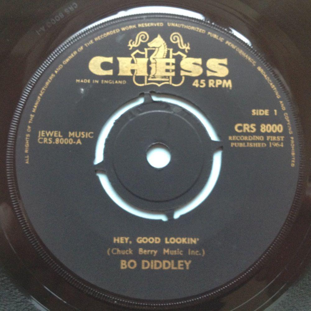 Bo Diddley - Hey, good lookin' - UK Chess - Ex