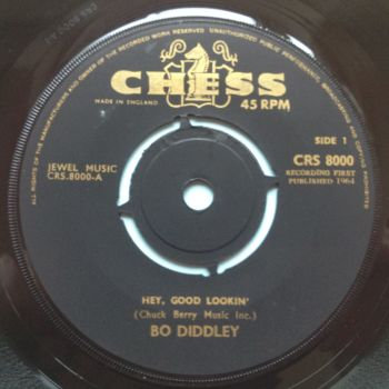 Bo Diddley - Hey, good lookin' - UK Chess - Ex