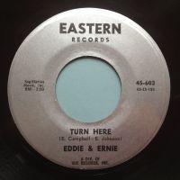 Eddie & Ernie - Turn here - Eastern - Ex-