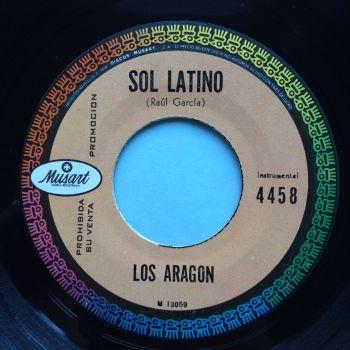 Los Aragon - Sol Latino - Musart - Ex