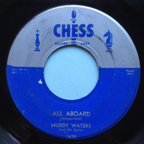 Muddy Waters - All aboard - Chess - Ex-