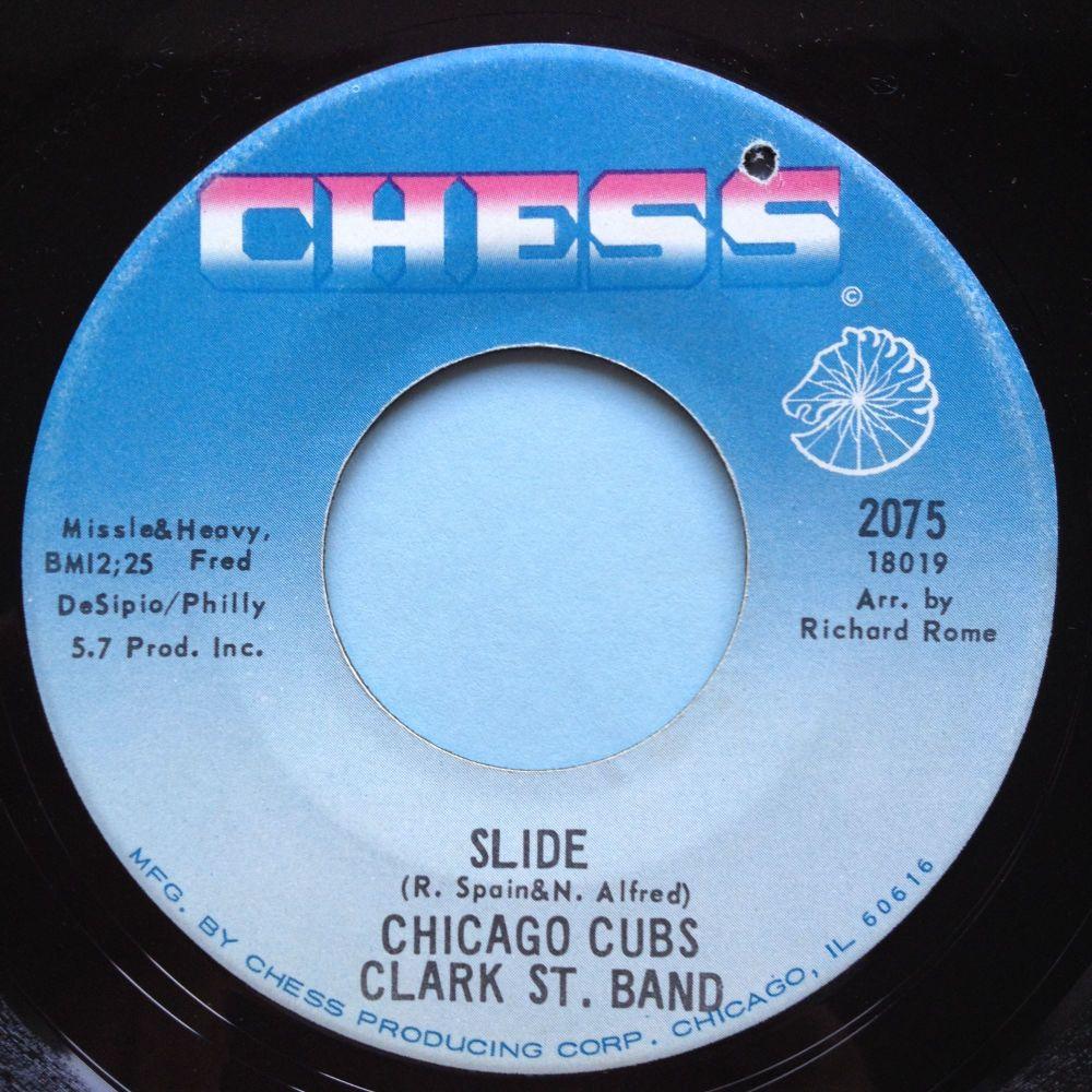 Chicago Cubs - Slide / Penant fever - Chess - Ex