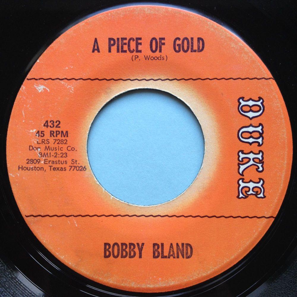 Bobby Bland - A piece of gold - Duke - Ex-