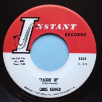 Chris Kenner - Packin' up - Instant - Ex