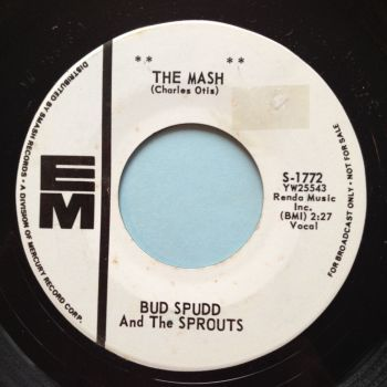 Bud Spudd and the Sprouts - The Mash - EM promo - Ex