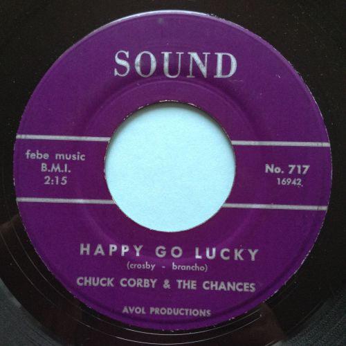 Chuck Corby - Happy go lucky - Sound - Ex