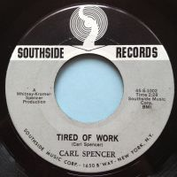 Carl Spencer - Tired of work - Southside - Ex