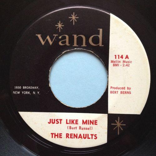 Renaults - Just like mine - Wand - Ex