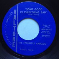 Fabulous Apollos - Some good in everything bad - Valtone - Ex