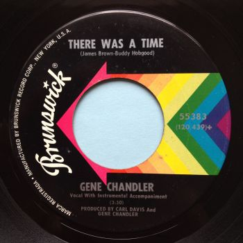 Gene Chandler - There was a time - Brunswick - Ex
