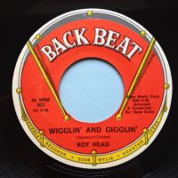 Roy Head - Wigglin' and Gigglin' - Backbeat - Ex