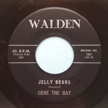 Gene The Hat - Jelly Beans - Walden - Ex-