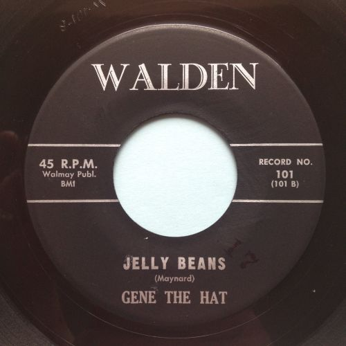 Gene The Hat - Jelly Beans - Walden - Ex