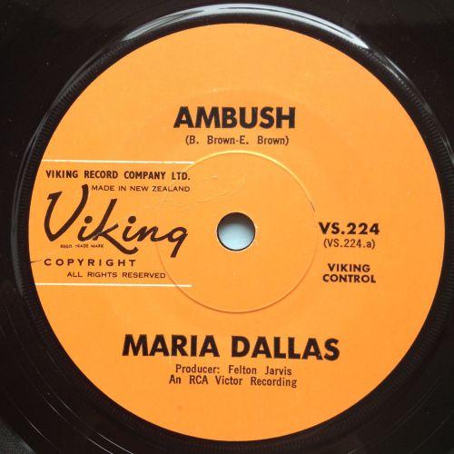 Maria Dallas - Ambush - NZ Viking - Ex