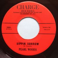 Pearl Woods - Sippin Sorrow - Charge - Ex