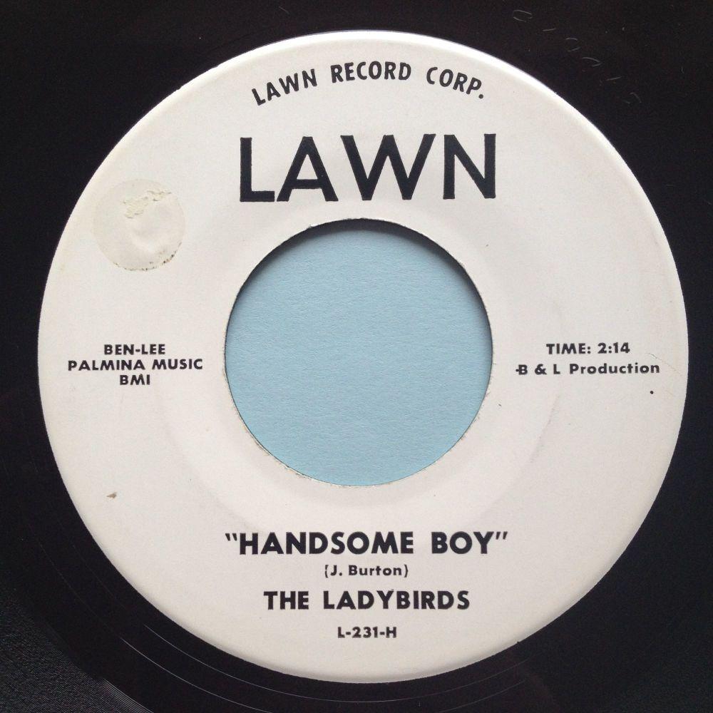 Ladybirds - Handsome boy - Lawn promo - Ex