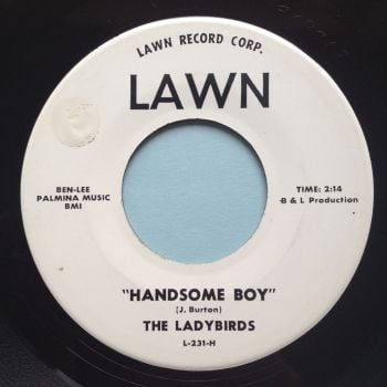 Ladybirds - Handsome boy - Lawn promo - Ex