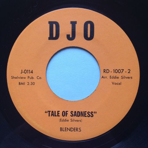 Blenders - Tale of sadness - DJO - Ex