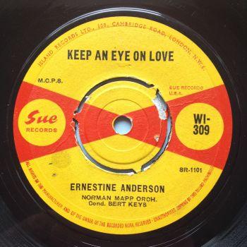 Ernestine Anderson - Keep an eye on love - U.K. Sue - Ex Product