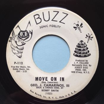 Geo J Camerinos III (George Cameron) - Move on in - Buzz promo - VG+