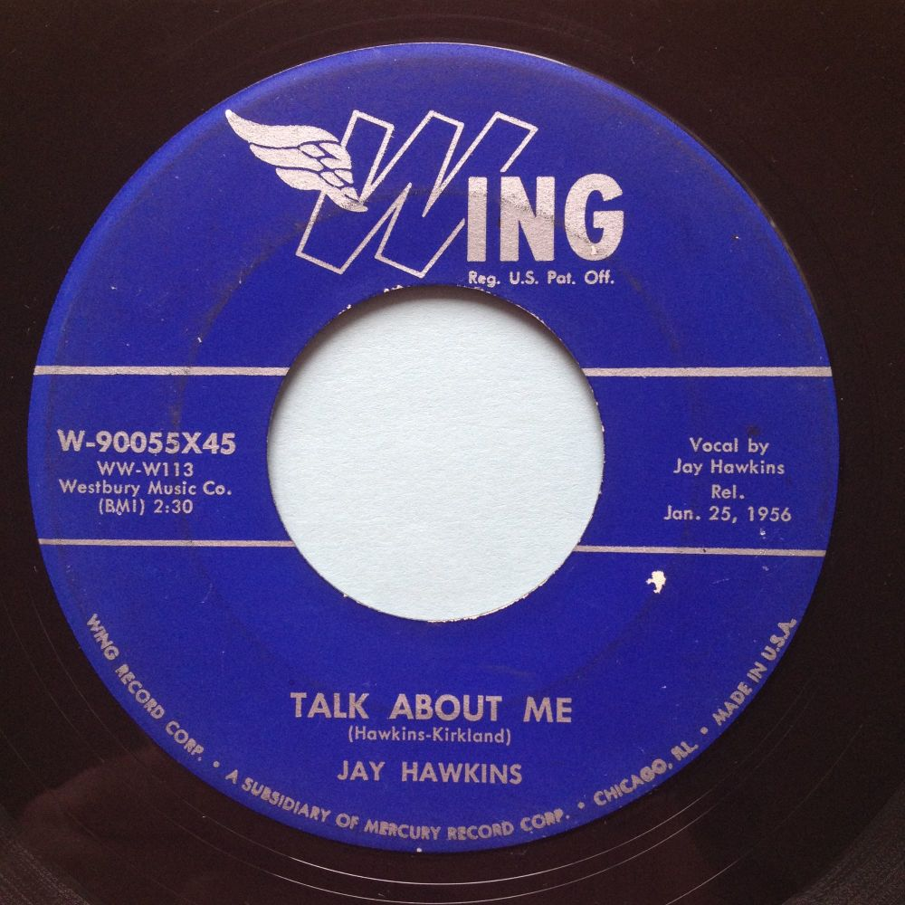 Jay Hawkins - Talk about me - Wing - Ex