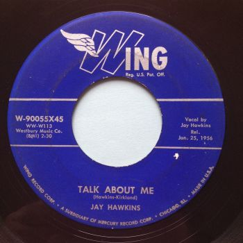 Jay Hawkins - Talk about me - Wing - Ex