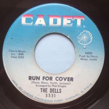 Dells - Run for cover - Cadet - VG+