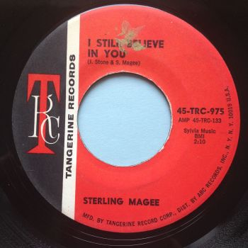 Sterling Magee - I still believe in you - TRC - Ex-