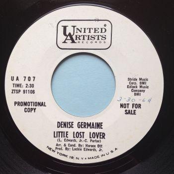 Denise Germaine - Little Lost Lover - UA promo - Ex