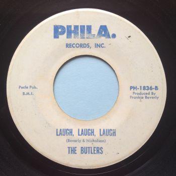 Butlers - Laugh laugh laugh - Phila - VG+