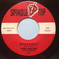 Mark Mcintyre - Monzamba - Spindle Top - VG+