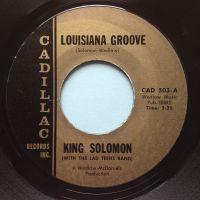 King Solomon - Louisiana Groove - Cadillac - Ex