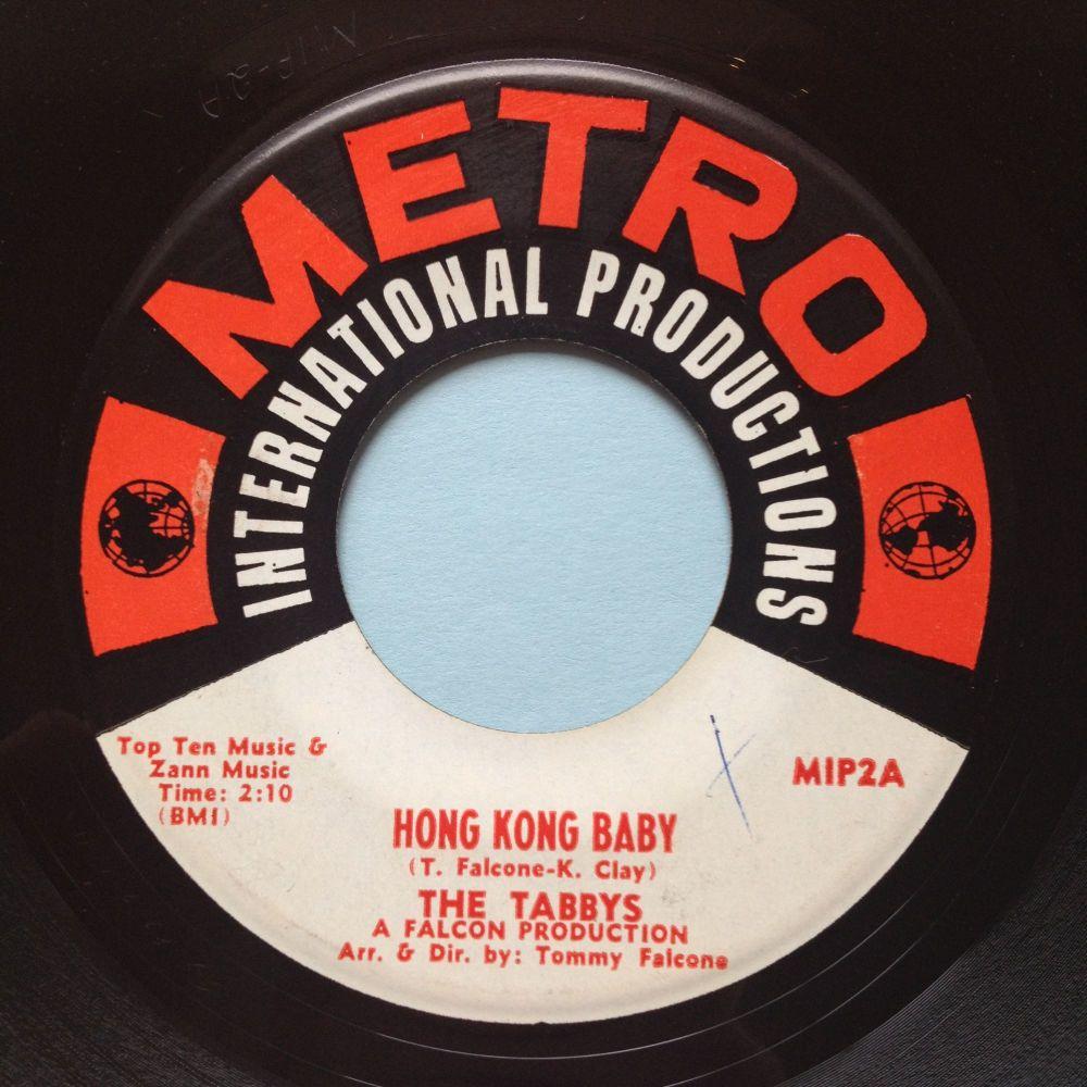Tabbys - Hong Kong Baby - Metro International - Ex