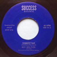 Roy Beltier - Summertime - Success - Ex (slight dish, nap)