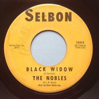 Nobles - Black widow - Selbon - VG+