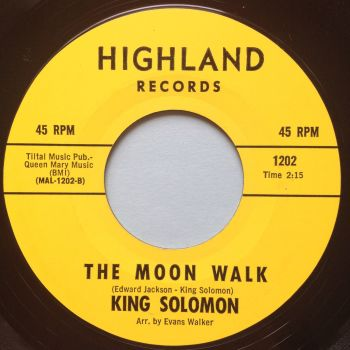 King Solomon - Moon walk - Highland - Ex
