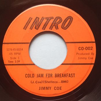 Jimmy Coe - Cold jam for breakfast - Intro - Ex-