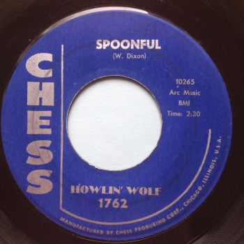 Howlin' Wolf - Spoonful - Chess - VG+