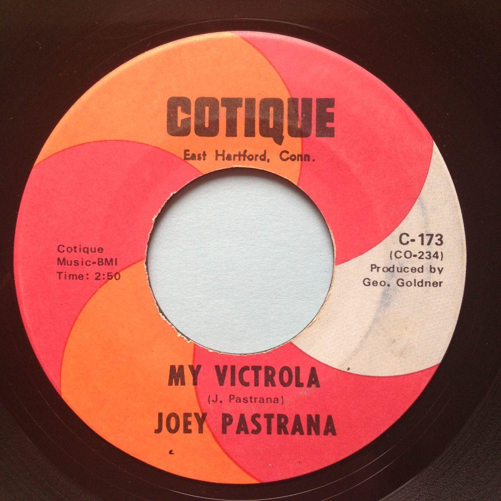 Joey Pastrana - My Victrola - Cotique - VG+