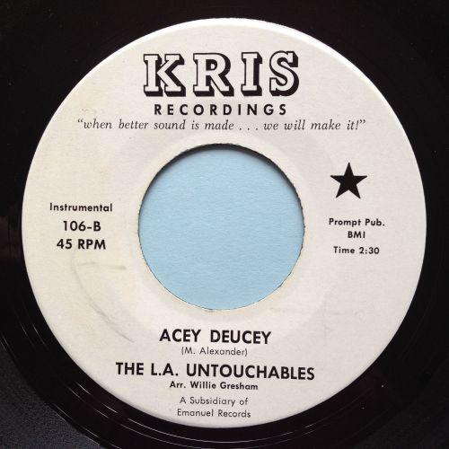 L.A. Untouchables - Acey Deucey - Kris promo - Ex